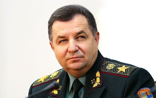 Міністр оборони України Степан Полторак відзвітував про проведення переатестації в апараті відомства.