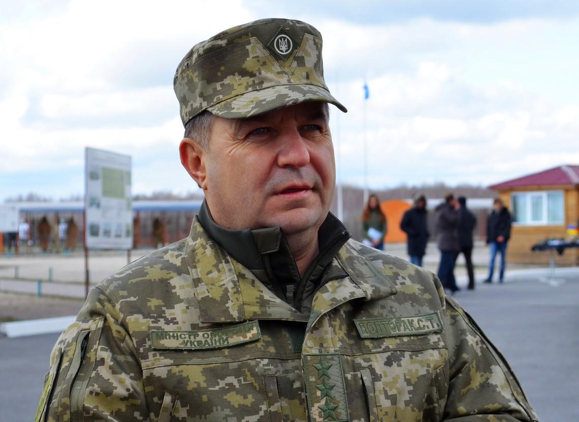 Міністр оборони Степан Полторак заявив, що до кінця року ССО ЗСУ будуть готові до виконання бойових завдань.