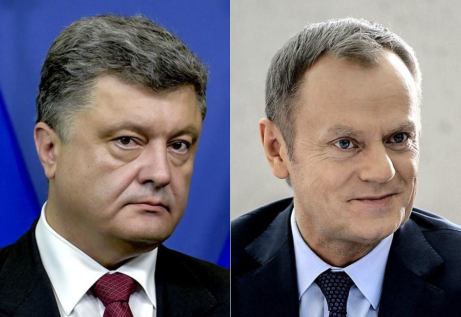 Глава держави подякував президенту Європейської Ради за додатковий внесок Європейського Союзу в розмірі близько 20 млн євро у фонд Рахунку ядерної безпеки.
