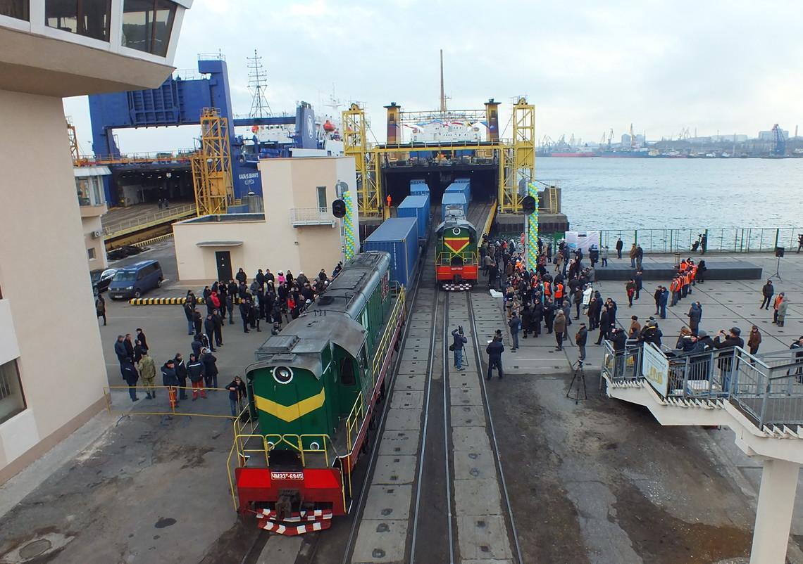Міністр інфраструктури Володимир Омелян повідомив, що проект Шовковий шлях є успішним, оскільки в ньому зацікавлені Європейський Союз і Китай.