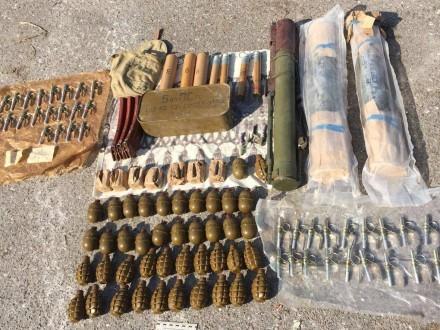 Знайдене під Одесою сховище вибухівки і гранат заклали активісти Антимайдану, які збиралися використати все це 2 травня на Куликовому полі.