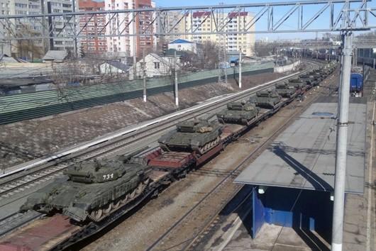 На травневі свята Росія поставили сепаратистам на Донбасі озброєння, військову техніку та боєприпаси.