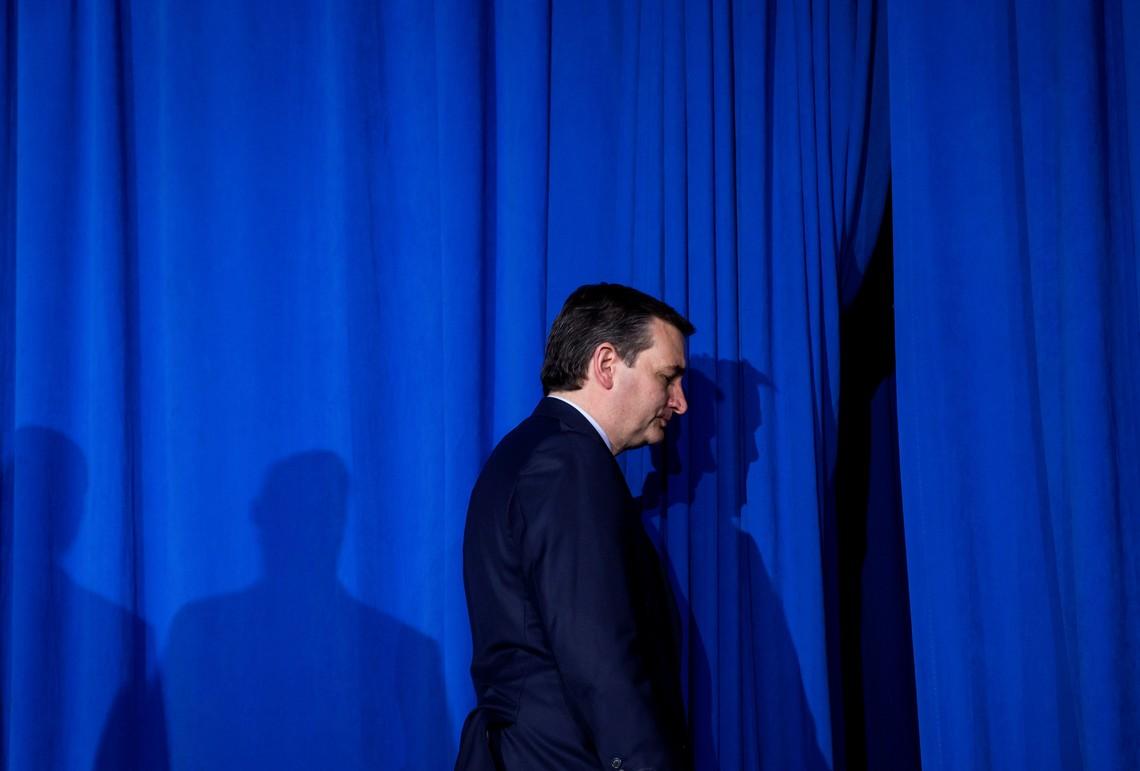 Сенатор від Техасу, республіканець Тед Круз заявив про вихід із президентських перегонів у Сполучених Штатах Америки.