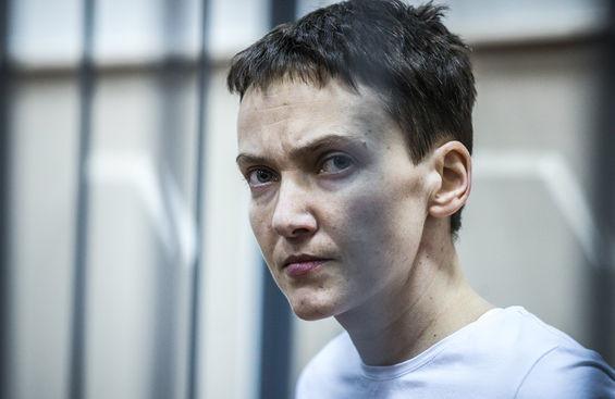 Федеральна служба виконання покарань РФ вимагає від Міністерства юстиції України гарантій виконання покарання Надії Савченко.