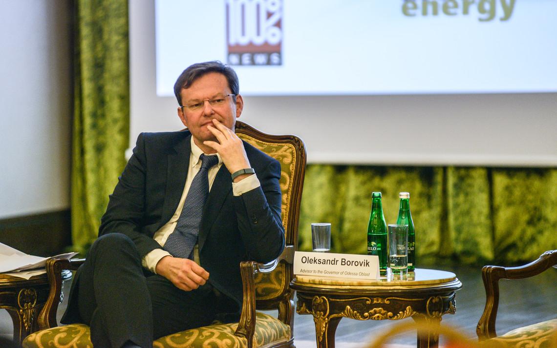 Заступник голови Одеської області Міхеіла Саакашвілі Саша Боровик заявив про складання повноважень.