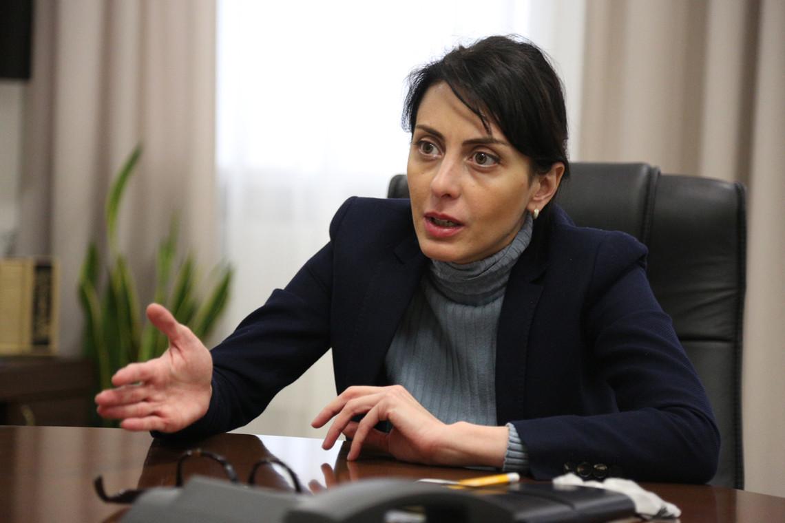Суддя Павло Вовк закликає закликає притягнути голову НПУ Хатію Деканоїдзе до кримінальної відповідальності.