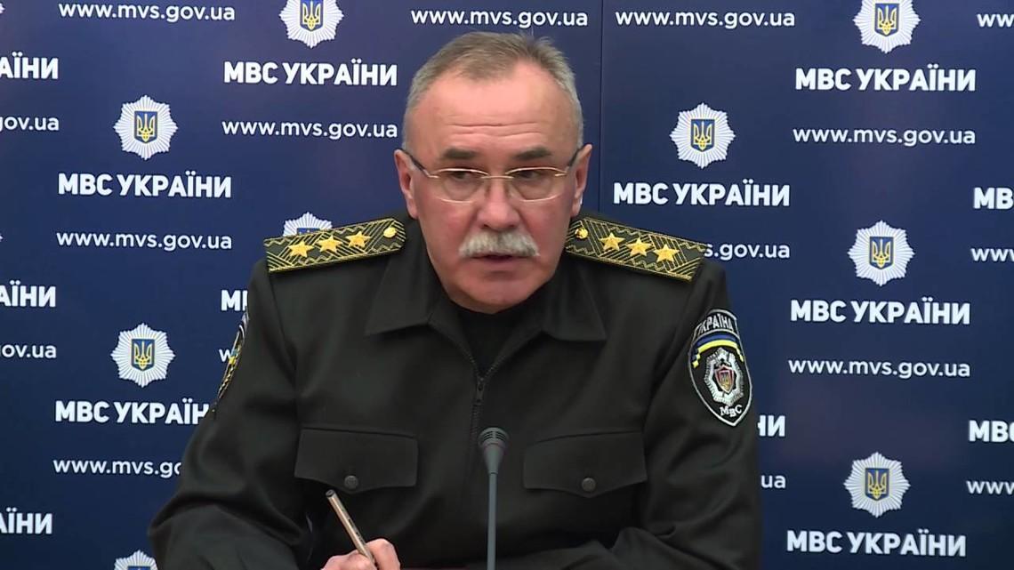 Міністерство внутрішніх справ України заявило, що сьогодні більше мільйона українців взяли участь у заходах з нагоди 9 травня.
