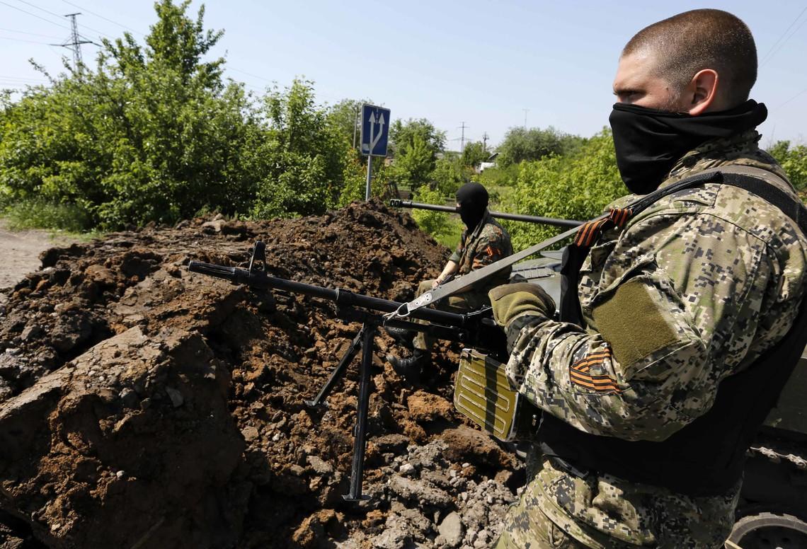 Бойовики так званих республік 15 разів порушували режим припинення вогню та обстрілювали позиції ЗСУ.