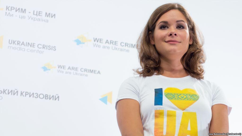 Марія Гайдар каже, що вже написала заяву про звільнення з посади виконувача обов'язків заступника голови Одеської обласної державної адміністрації.