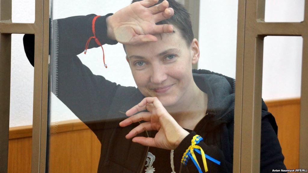 Сьогодні героїчна льотчиця Надія Савченко в російському СІЗО святкує свій 35-й День народження. Слово і Діло вирішило з'ясувати, хто з політиків увесь цей час піарився на темі її звільнення.