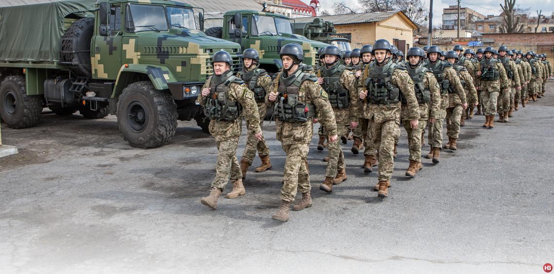 Міноборони узгодило з іншими міністерствами положення про службу іноземних громадян у лавах ЗСУ.