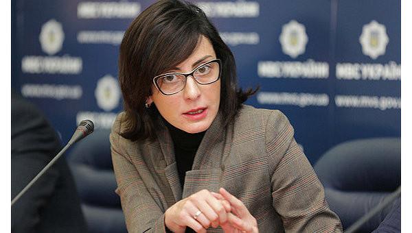 Голова Національної поліції Хатія Деканоїдзе сподівається, що Ілля Кива скоро не буде її підлеглим.