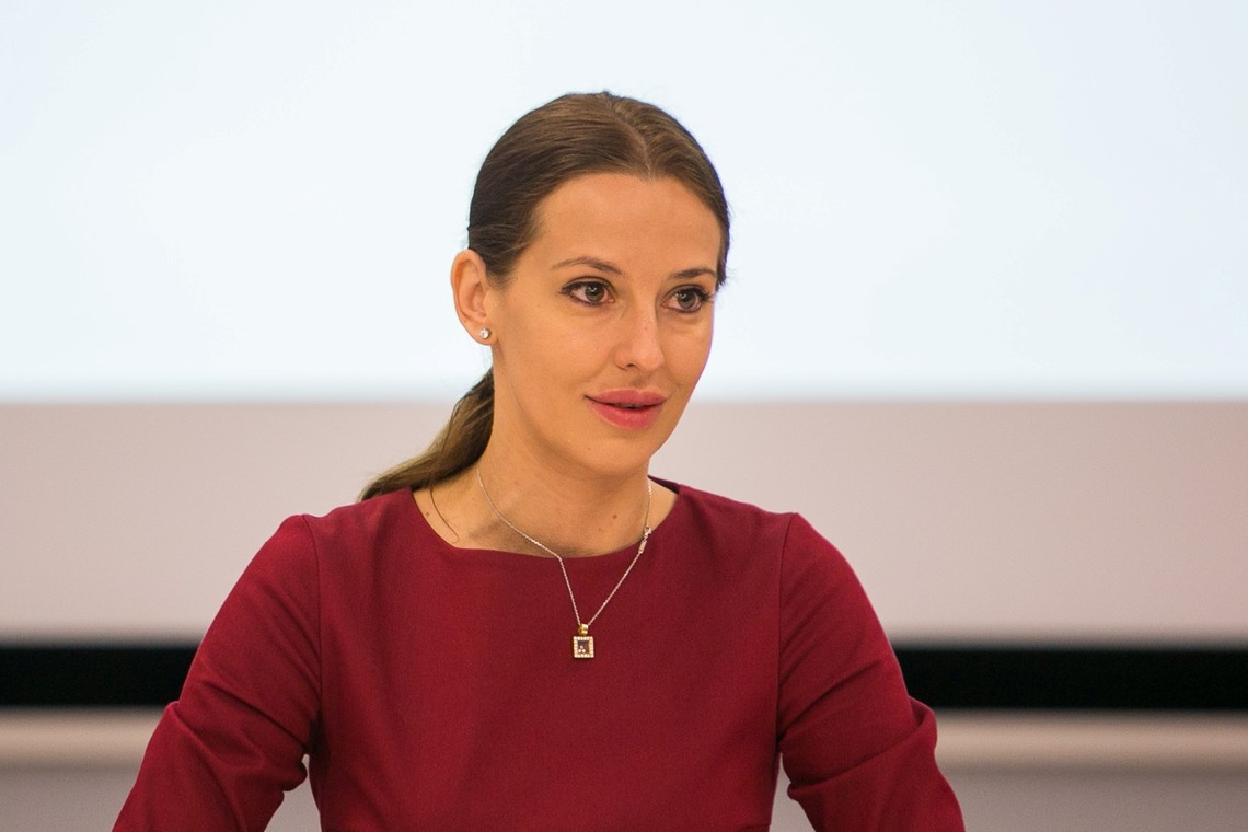 Нова радниця міністра інфраструктури Яніка Мерило заявила, що прибуток від продажу квитків на Євробачення-2017 може покрити приблизно 75 відсотків витрат.