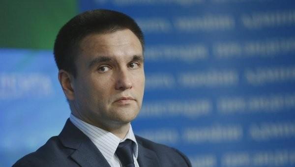 Глава МЗС України Павло Клімкін зустрівся з генеральним секретарем Ради Європи Торбйорном Ягландом.