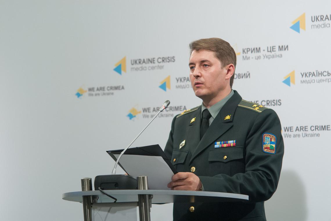 Два бійці отримали поранення в результаті підриву на протипіхотній міні біля Широкино та обстрілу з боку бойовиків біля Опитного.