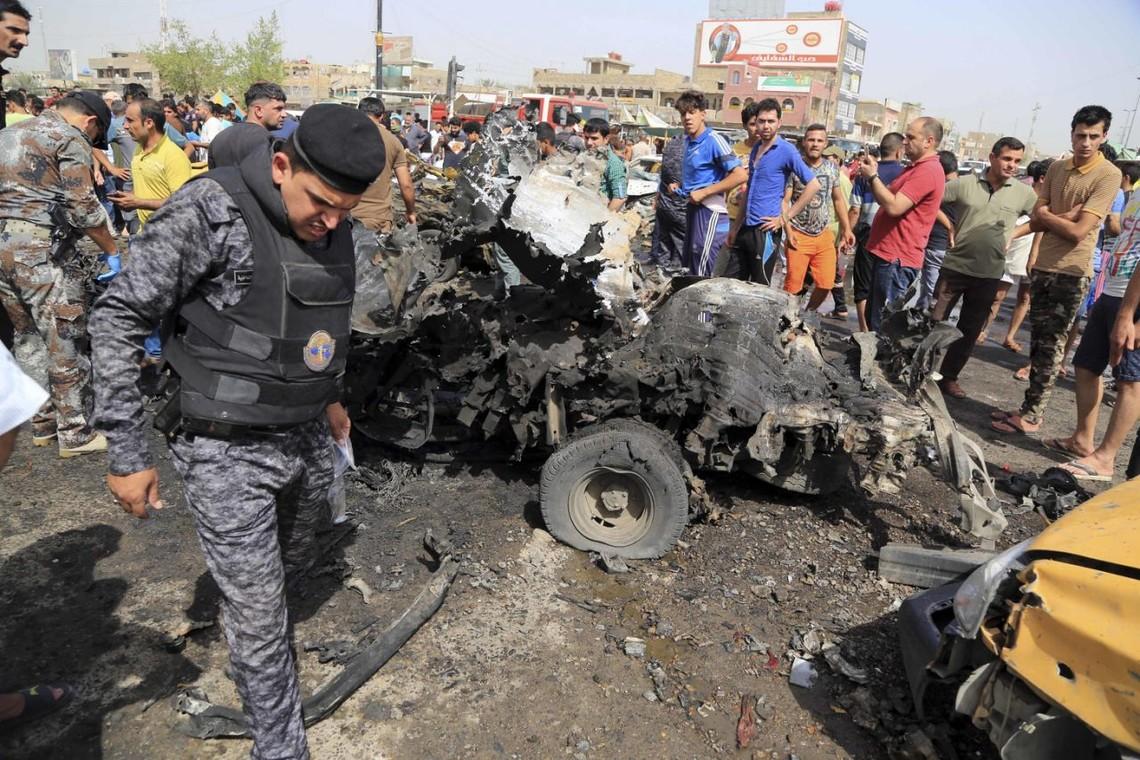 Кількість загиблих у серії вибухів у містах Джебла й Тартус, що в Сирії, перевищила 120 осіб.