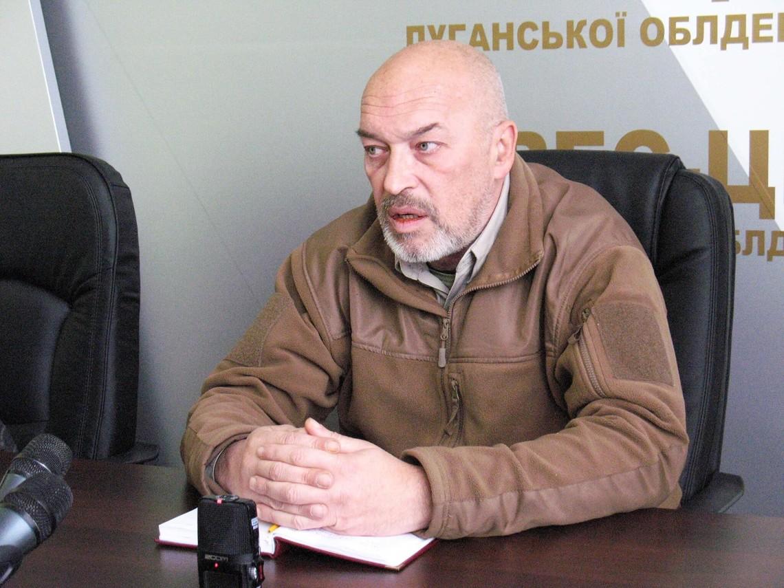 Завданням нового Міністерства з питань тимчасово окупованих територій і ВПО буде створення плану з реінтеграції Донецької та Луганської областей.