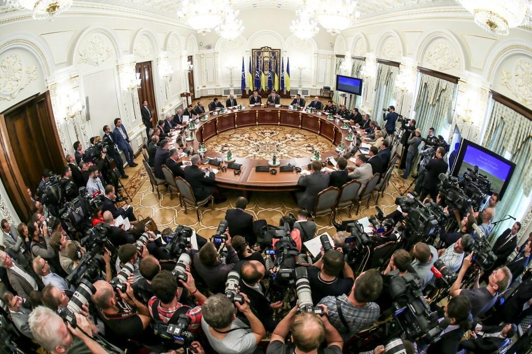 Секретар Ради національної безпеки і оборони України Олександр Турчинов звинуватив Росію у втратах серед ЗСУ.
