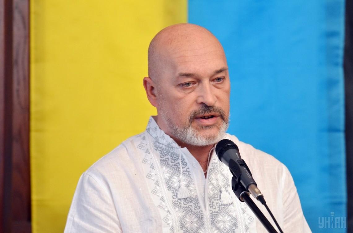 Заступник міністра з питань окупованих територій та ВПЛ Георгій Тука хоче створити для Донбасу та Криму план Маршалла.