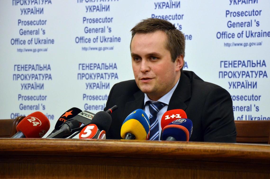 Очільник САП Назар Холодницький заявив, що його підлеглі здійснюють процесуальне керівництво у 144 кримінальних провадженнях.