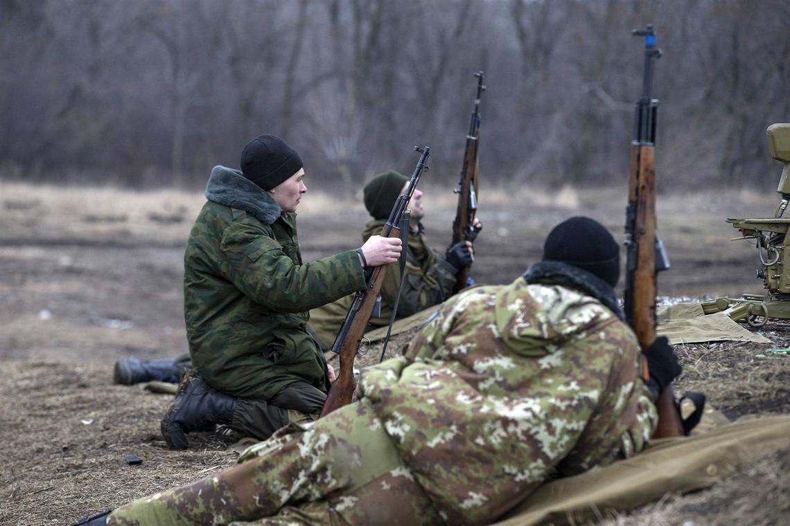 Бойовики так званих республік обстріляли позиції українських військових із заборонених Мінськими домовленостями мінометів калібру 82 та 120 міліметрів.