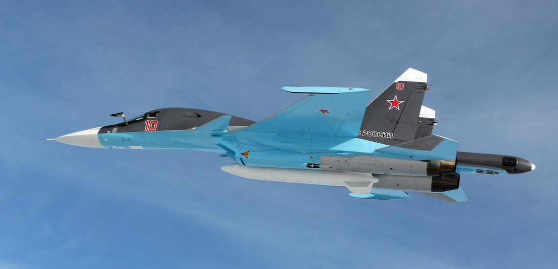 Повітряно-космічні сили Російської Федерації проведуть бойові навчання з бомбардувальниками в окупованому Криму.