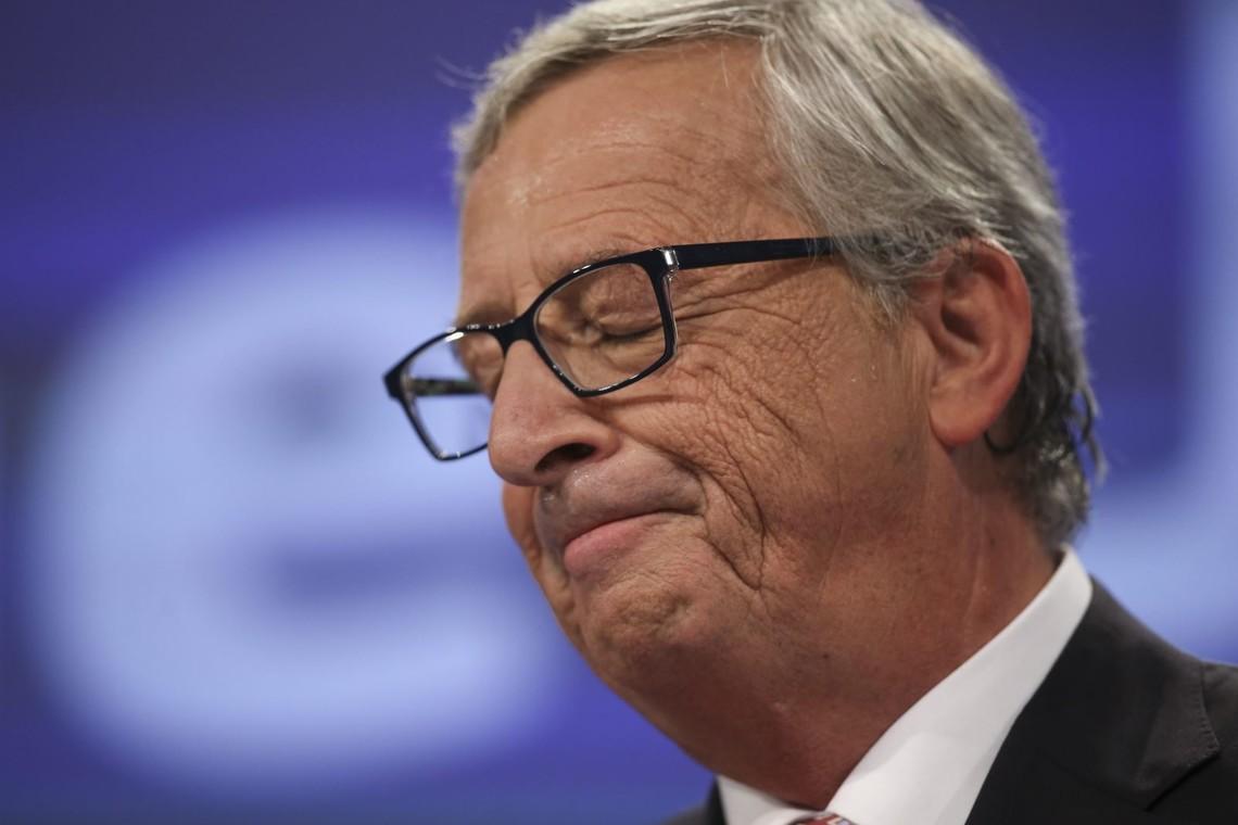 Голова Єврокомісії Жан-Клод Юнкер заявив, що метою його поїздки в РФ є відвідання економічного форуму.