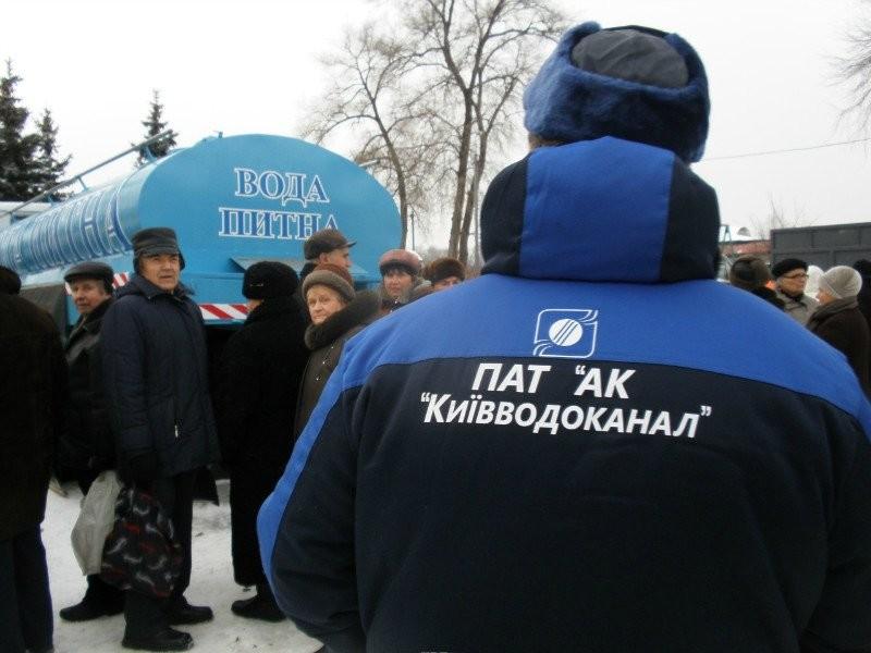 Частка холодної води в загальному обсязі комунальних платежів для більшості домогосподарств багатоквартирних будинків Києва складає близько 5 відсотків.