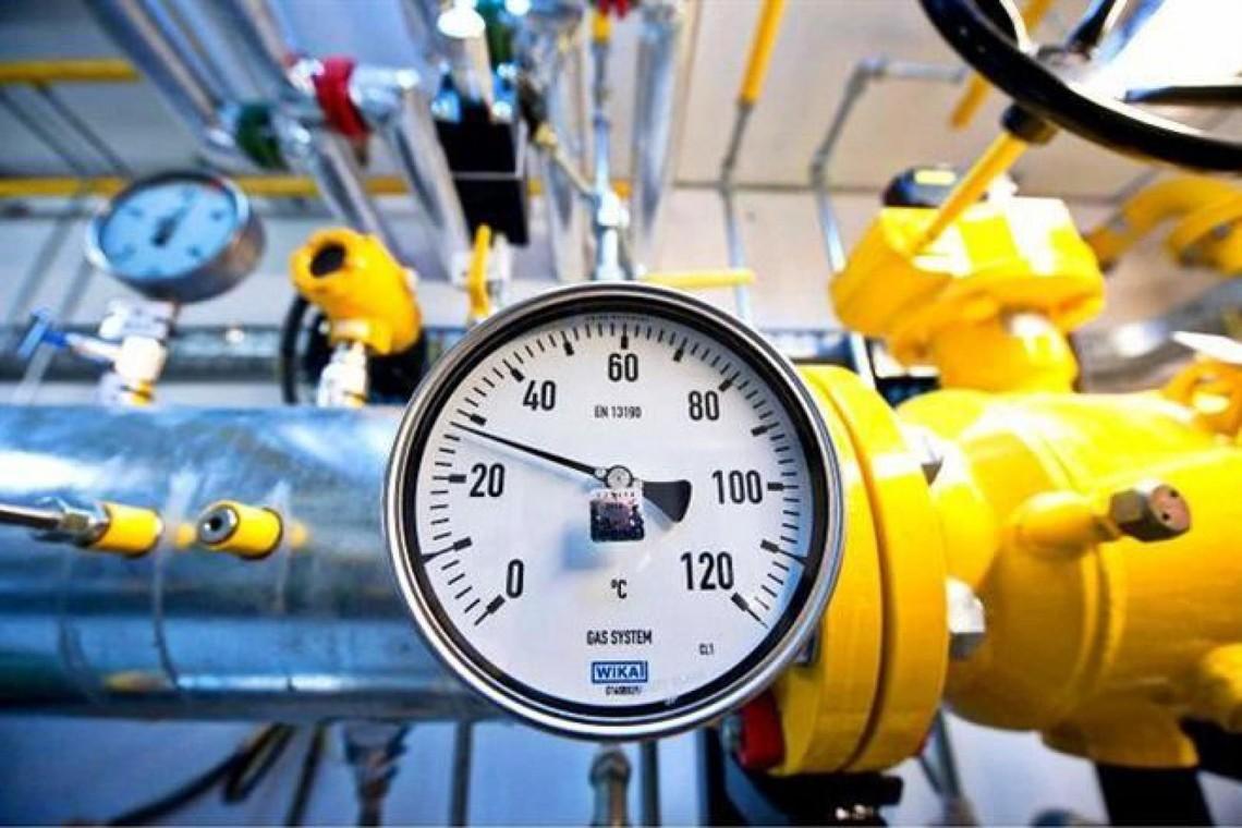 В травні обсяги надходжень природного газу в Україну з території європейських країн склали 95 млн куб. м.