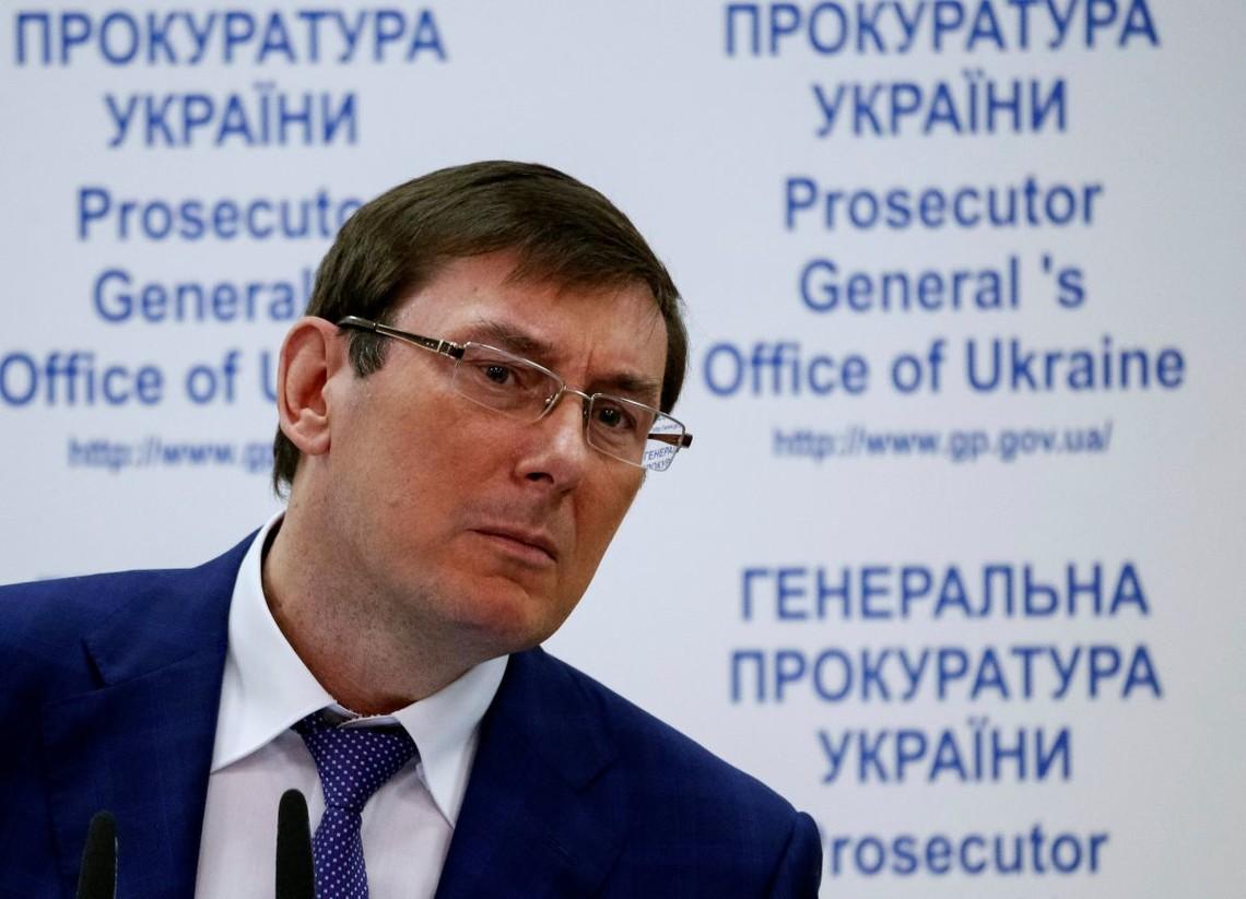 Картинки по запросу луценко відправив справу
