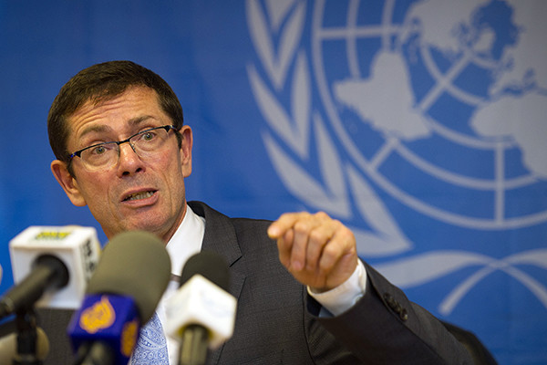 Порушення прав людини робить вельми сумнівною можливість виборів на Донбасі, вважає помічник генсека ООН Шимонович.