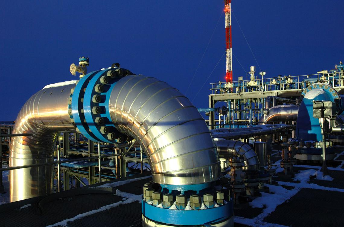 добыча газа в россии в картинках утро всегда будет