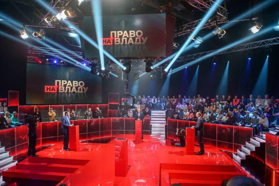 В прямому ефірі ток-шоу Право на владу на 1+1 політики відзвітують про ситуацію зі сміттєзвалищами в Україні.