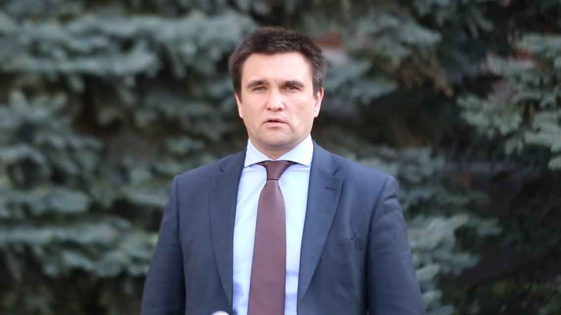 Очільник Міністерства закордонних справ України Павло Клімкін назвав мету візитів до Естонії.