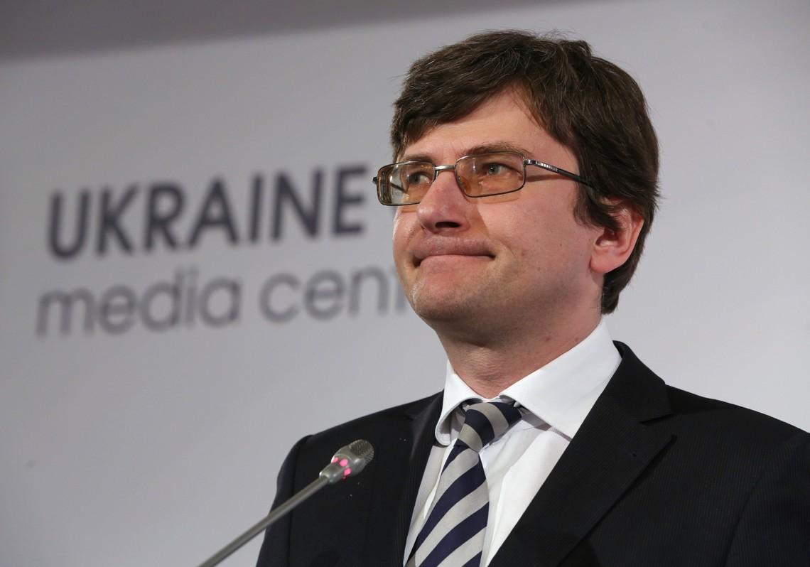 Заступник голови ЦВК Андрій Магера прийшов на допит до Національного антикорупційного бюро.