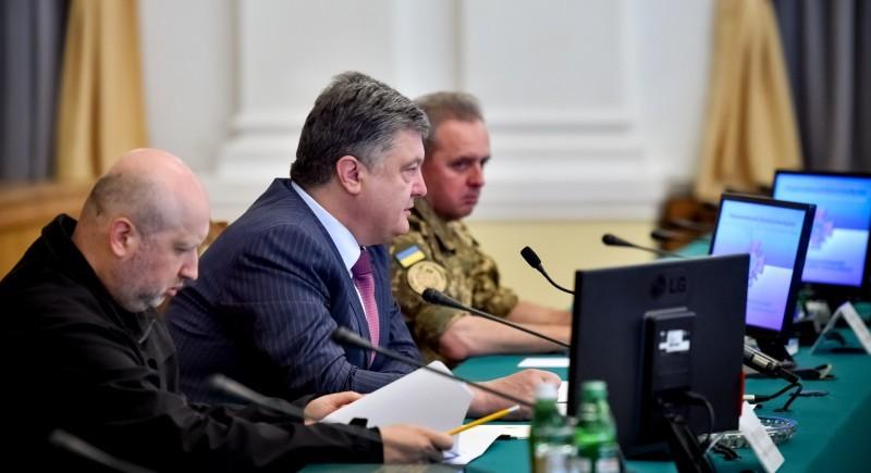 Президент України Петро Порошенко заявив, що Україні необхідно бути готовою до масштабної агресії.
