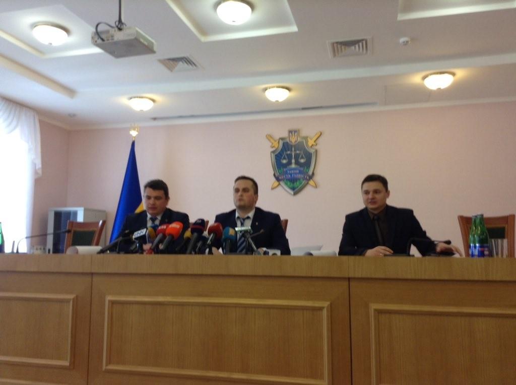 Керівники НАБУ та САП розповіли про хід розслідування справи щодо незаконного збагачення нардепа Онищенка та інших.