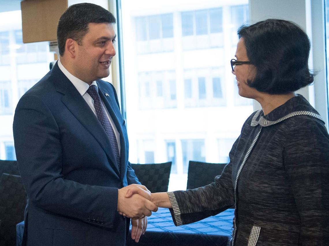 Світовий банк може виділити Україні додатковий мільярд доларів на фінансування різних спільних програм.