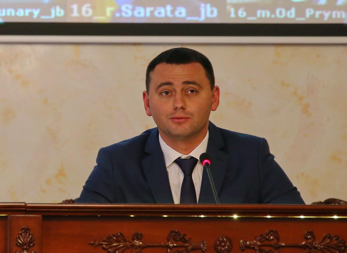 Генеральний прокурор України Юрій Луценко призначив новим прокурором Одеської області Олега Жученка.
