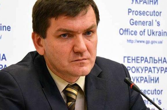 Прокурор Сергій Горбатюк розповів про результати обшуків у Андрія Клюєва та Володимира Сівковича.