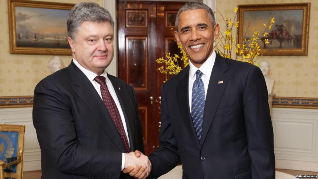 Президент України Петро Порошенко проведе двосторонню зустріч з американським колегою Бараком Обамою на полях Варшавського саміту НАТО.