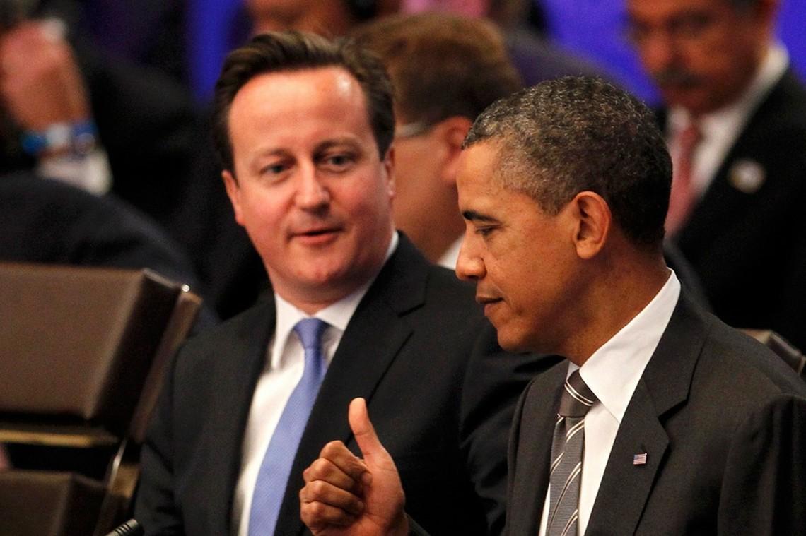 Обама нагадав про особливі відносини, які історично склалися між США та Сполученим Королівством, а також про відносини двох держав у рамках НАТО.