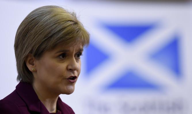 Парламент Шотландії може накласти вето на рішення щодо виходу Великої Британії з Європейського Союзу.