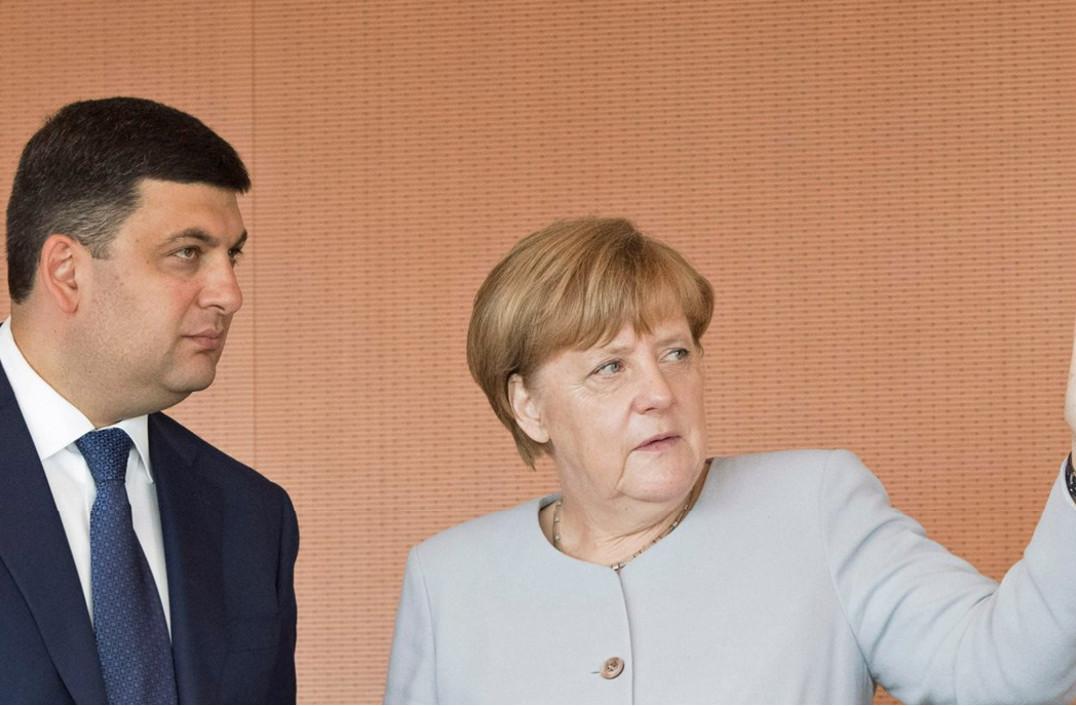 Глава Кабінету міністрів Володимир Гройсман розповів про суму німецьких інвестицій, на яку сподівається Україна.
