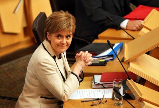 Шотландський уряд сьогодні на засіданні Європарламенту офіційно заявив про намір Шотландії залишитися в ЄС.