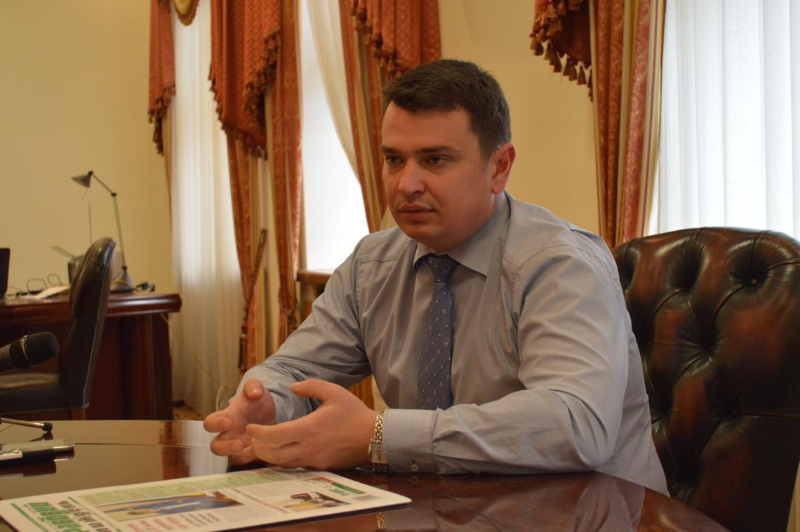 Директор Національного антикорупційного бюро України Артем Ситник заявив, що профільні суди є необхідними.
