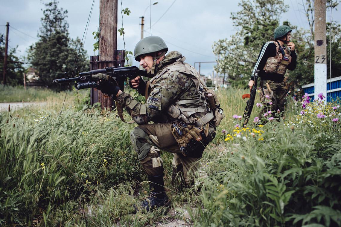 Бойовики так званих республік продовжують порушувати Мінські домовленості, застосовуючи заборонену зброю.