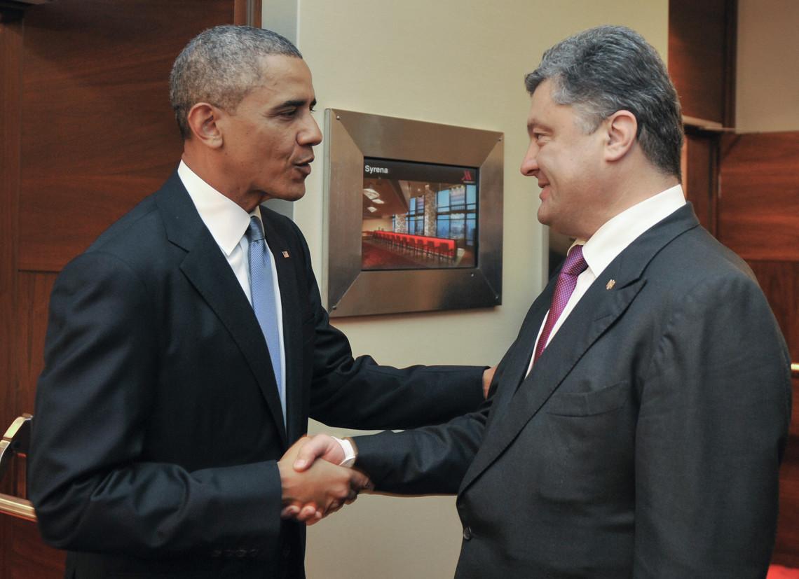 В Адміністрації Президента України офіційно підтвердили проведення зустрічі між Петром Порошенком і Бараком Обамою в Польщі.