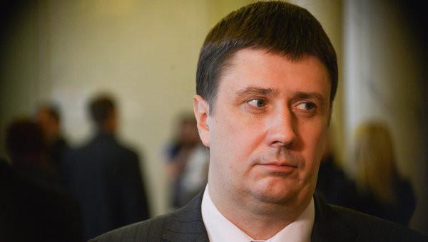 Віце-прем'єр так і не зареєстрував у парламенті законопроект, покликаний захистити культурну спадщину в окупованих Криму та Донбасі.