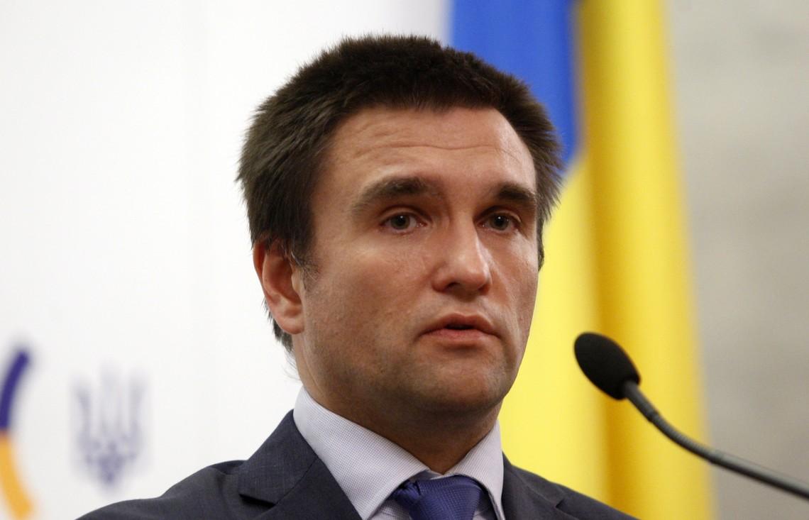 Міністр закордонних справ України Павло Клімкін заявив, що НАТО на саміті у Варшаві ухвалило пакет допомоги Україні.
